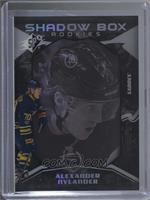 Shadow Box Rookies - Alexander Nylander #/298