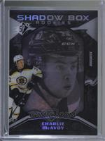 Shadow Box Rookies - Charlie McAvoy /298