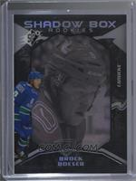 Shadow Box Rookies - Brock Boeser #/298