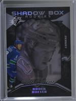 Shadow Box Rookies - Brock Boeser /298