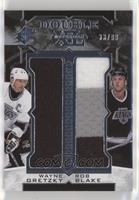 Tier 2 - Wayne Gretzky, Rob Blake /99