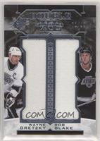 Tier 2 - Wayne Gretzky, Rob Blake #/99