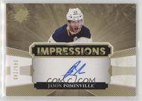 Tier 1 - Jason Pominville #/249