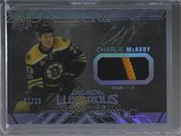 Tier 2 - Charlie McAvoy #/35