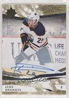 2018-19 Upper Deck Ultimate Collection Update - Leon Draisaitl #/50