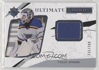 Ultimate Rookies - Ville Husso /299