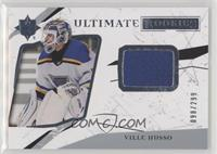 Ultimate Rookies - Ville Husso #/299