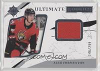 Ultimate Rookies - Alex Formenton /299