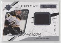 Ultimate Rookies - Jake DeBrusk /299
