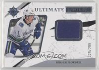Ultimate Rookies - Brock Boeser /299