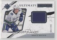 Ultimate Rookies - Brock Boeser #/299