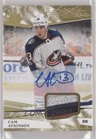2018-19 Upper Deck Ultimate Collection Update - Cam Atkinson #/10