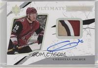 Ultimate Rookies Auto - Christian Fischer #/49