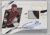Ultimate Rookies Auto - Christian Fischer /49