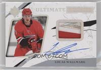 Ultimate Rookies Auto - Lucas Wallmark /49