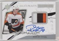Ultimate Rookies Auto - Robert Hagg #/49