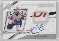 Ultimate Rookies Auto - Riley Barber /49