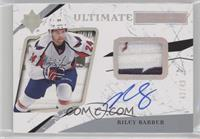 Ultimate Rookies Auto - Riley Barber #/49