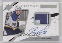 Ultimate Rookies Auto - Tage Thompson #/49