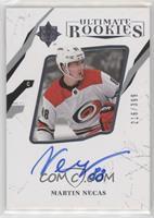 Ultimate Rookies Autographs - Martin Necas #/399