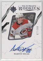 Ultimate Rookies Autographs - Martin Necas /399