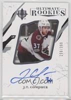 Ultimate Rookies Autographs - J.T. Compher /399
