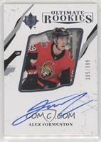 Ultimate Rookies Autographs - Alex Formenton /399