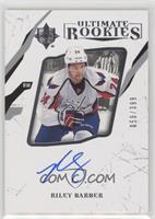 Ultimate Rookies - Riley Barber (Autographed) /399