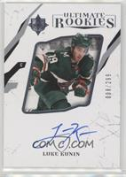 Ultimate Rookies Autographs - Luke Kunin /299