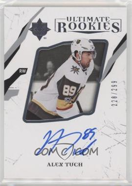 2017-18 Ultimate Collection - [Base] #88 - Ultimate Rookies Autographs - Alex Tuch /299