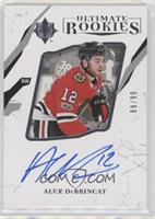 Ultimate Rookies Autographs - Alex DeBrincat /99