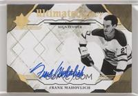 2018-19 Upper Deck Ultimate Collection Update - Frank Mahovlich