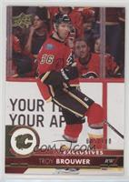 Troy Brouwer /100