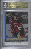 Young Guns - Nico Hischier [BGS 9.5 GEM MINT]