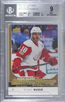 Young Guns - Robbie Russo [BGS9MINT] #/10