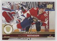 Michael Matheson #/10