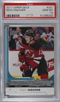 Young Guns - Nico Hischier [PSA 10 GEM MT]