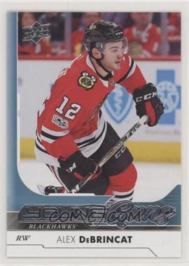 2017-18 Upper Deck - [Base] #221 - Young Guns - Alex DeBrincat
