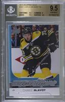 Young Guns - Charlie McAvoy [BGS 9.5 GEM MINT]