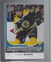 Young Guns - Charlie McAvoy [Near Mint‑Mint+]