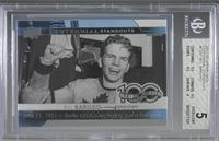 Bill Barilko [BGS 5 EXCELLENT]