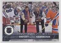 Wayne Gretzky, Dale Hawerchuk