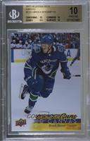 Young Guns - Brock Boeser [BGS 10 PRISTINE]