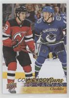 Young Guns - Nico Hischier, Brock Boeser