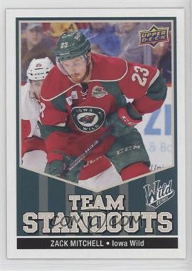 2017-18 Upper Deck AHL - AHL Team Standouts #TS-11 - Zack Mitchell