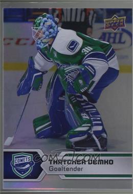 2017-18 Upper Deck AHL - [Base] - Rainbow Foil #105 - SPs - Thatcher Demko