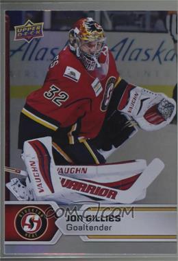 2017-18 Upper Deck AHL - [Base] - Rainbow Foil #109 - SPs - Jon Gillies
