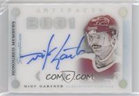 Mike Gartner #/27