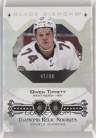 Double Diamond - Owen Tippett #/99