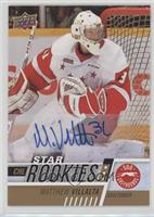 Star Rookies - Matthew Villalta